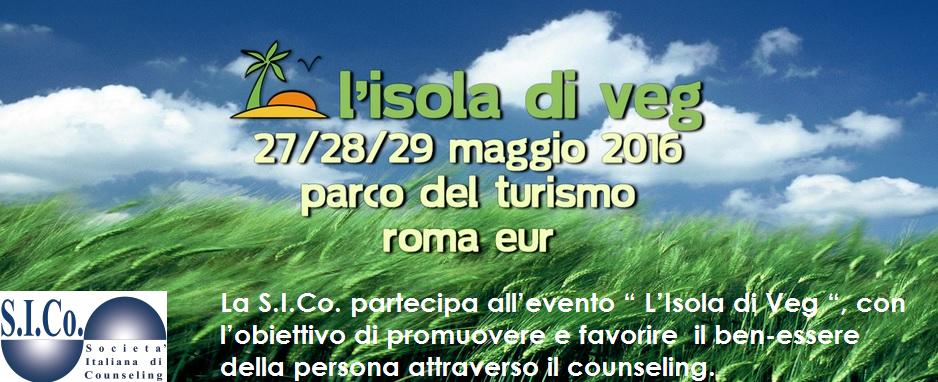 """ROMA   27 – 28 – 29  maggio 2016 – S.I.Co. partecipa all'evento """" L'Isola di Veg """""""