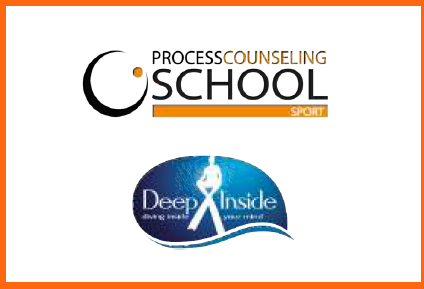DA OTTOBRE – Master in COUNSELING SPORTIVO   Realizzato da PROCESS COUNSELING SCHOOL in partnership con DEEP INSIDE PROJECT